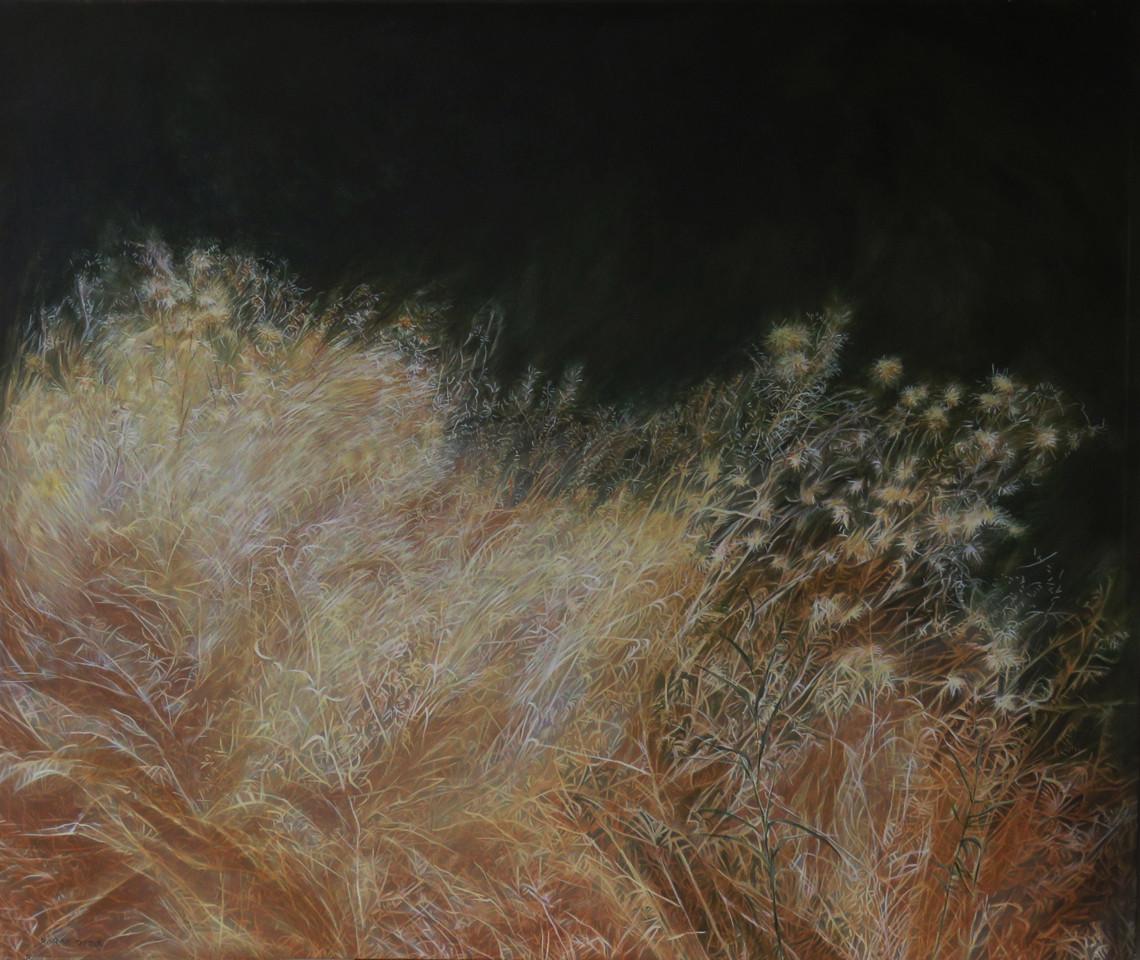 Wild herbs-Acrylic-114X86cm-2004