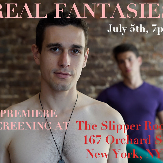 Guest Event: Real Fantasies - Movie Screening