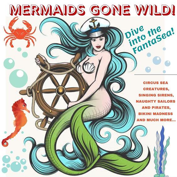 Guest Event: Mermaids Gone Wild! Dive into the FantaSea! (Doors 6:30PM)