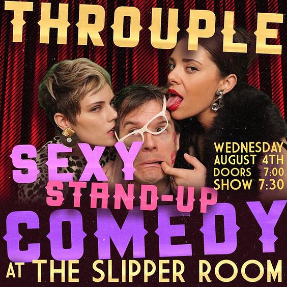 Guest Event: Throuple (Doors 7:00PM)