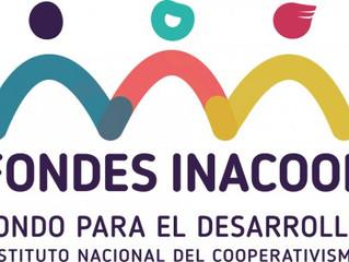 Nuevas autoridades de la Junta Directiva del FONDES-INACOOP