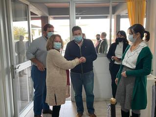 Inauguración de oficina regional de INACOOP en Paysandú