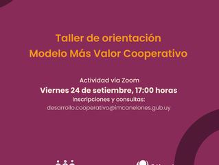 Taller - Más Valor Cooperativo