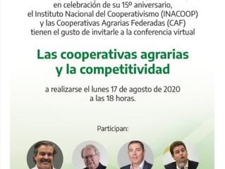 COPAGRAN celebra sus 15 años junto a autoridades ministeriales y del área cooperativa