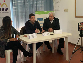 Presidente de INACOOP recorre Tacuarembó