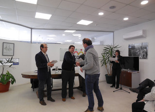 Cooperativas formadas en el PROCOOP reciben su certificación