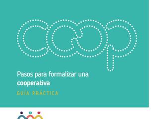Guía práctica para formalizar una cooperativa