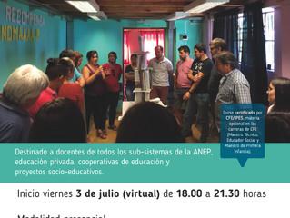 Curso de cooperación y cooperativismo en la educación - San José