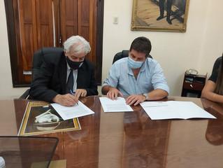 Convenio - INACOOP y Municipio de Paso de los Toros