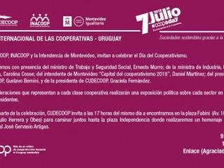 Celebramos el Día del Cooperativismo - 9 de julio