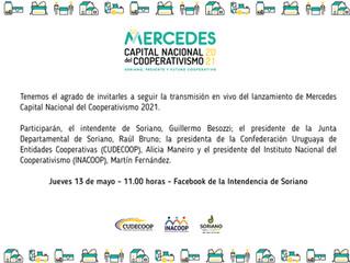 Lanzamiento - Mercedes Capital Nacional del Cooperativismo 2021
