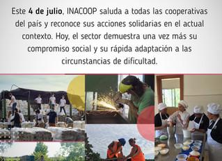 Mensaje de INACOOP en el Día Internacional de lasCooperativas