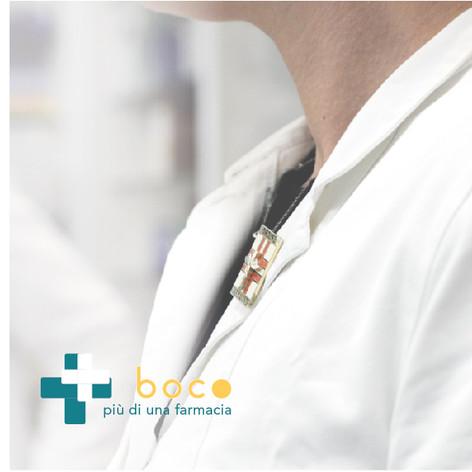 Farmacia: Restyling del marchio