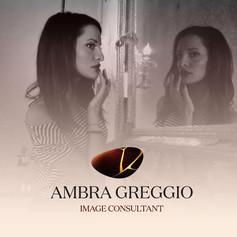 Ambra Greggio - Brand Identity · Web design