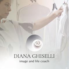 Diana Ghiselli - Brand Identity e sito web