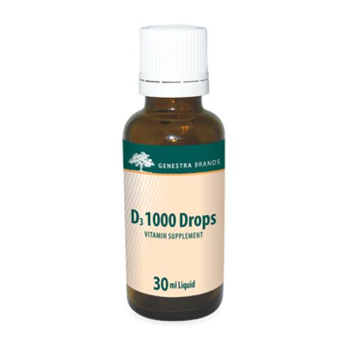 Genestra D1000 Drops