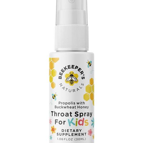 Beekeepers Propolis Throat Spray Kids 30 ml