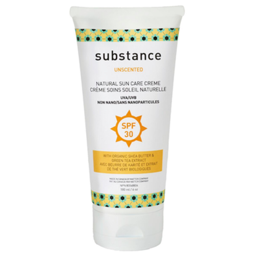 Unscented Sun Care Creme 6oz