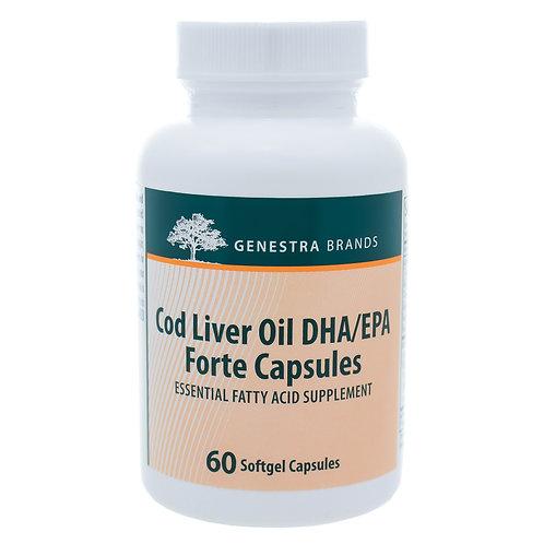 Genestra Cod Liver Oil DHA/EPA Forte Capsules