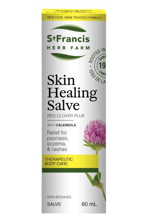 Skin Healing Salve Red Clover Plus