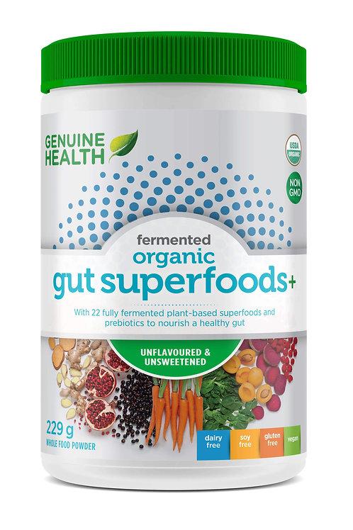 Genuine Health Gut Superfoods