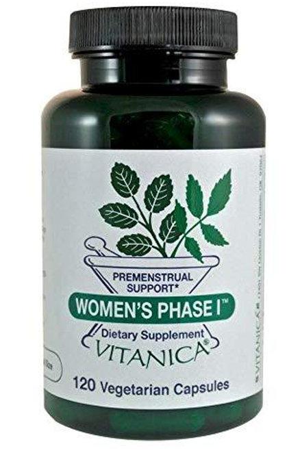 Vitanica Women's Phase 1 120 Caps