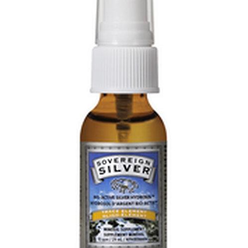 Colloidal Silver Throat Spray Small