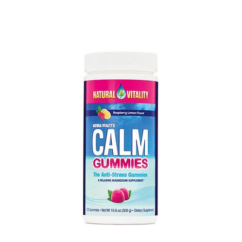 Natural Calm Magnesium Gummies