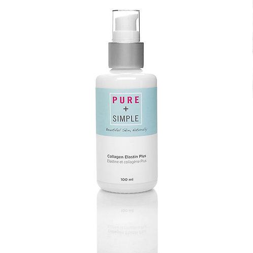 Pure + Simple Collagen Elastin Plus