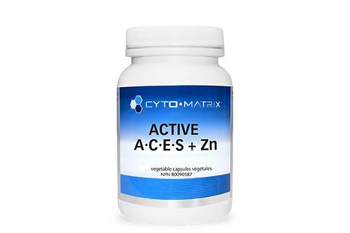 Cyto Matrix Active ACES + Zinc