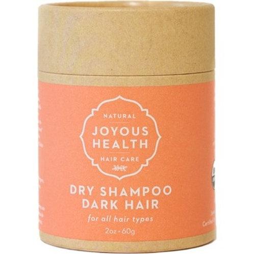 Joyous Health Dry Shampoo Dark Hair