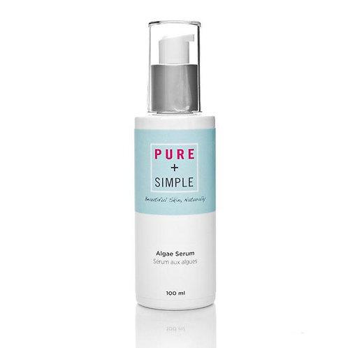 Pure + Simple Algae Serum