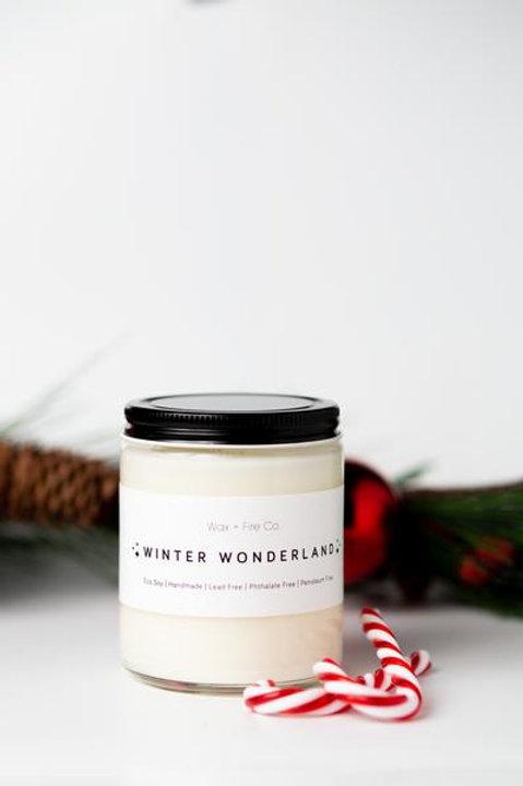 Winter Wonderland Soy Candle