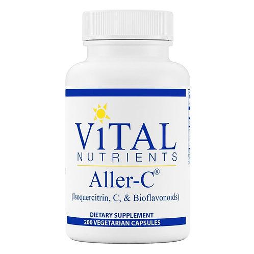 Vital Nutrients Aller-C 100s