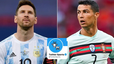Cristiano Ronaldo fans defend their legend as Twitter officially declares Lionel Messi the GOAT