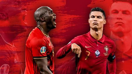 Cristiano Ronaldo's anger over Romelu Lukaku ahead of Portugal and Belgium Euro 2020 tie