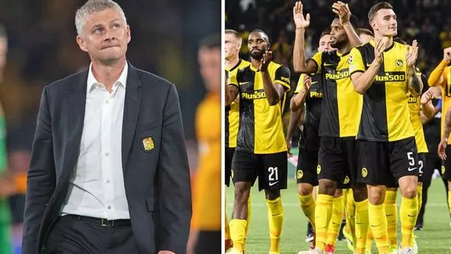 Man Utd boss Ole Gunnar Solskjaer made four awful mistakes in Young Boys defeat