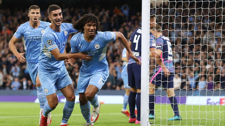 Nathan Ake's dad dies 'minutes after' watching son score first Champions League goal for Man City