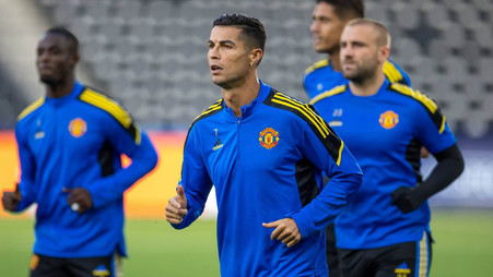 Man Utd may give Cristiano Ronaldo a new partner in crime for West Ham clash