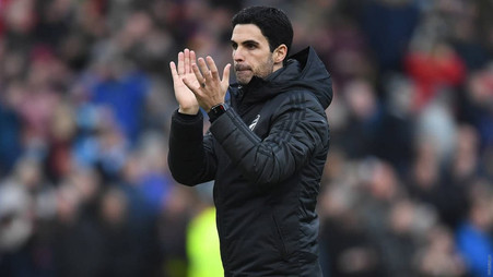 """Mikel Arteta names player who """"trains harder than everybody else"""" at Arsenal"""