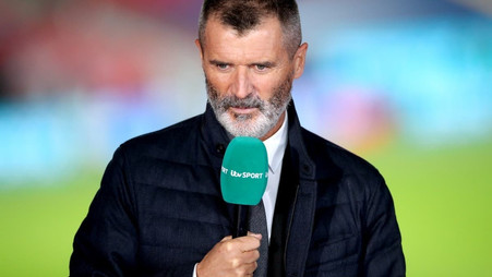 Roy Keane hints why Man United target Jadon Sancho doesn't start for England