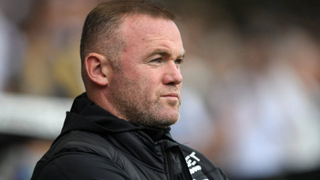Wayne Rooney's heartbreaking message as Derby announce administration plans