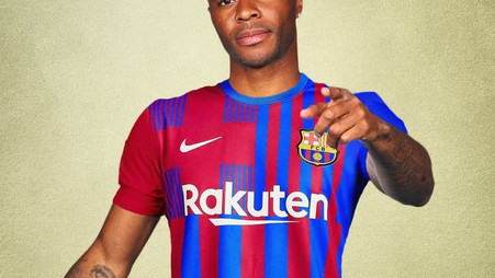 How much money FC Barcelona have to spend in january transfer window revealed, as Sterling is 'crazy
