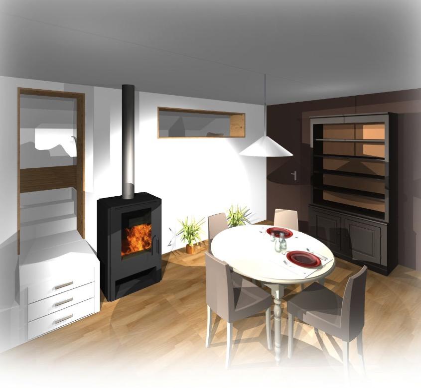 Rénovation habitation existante