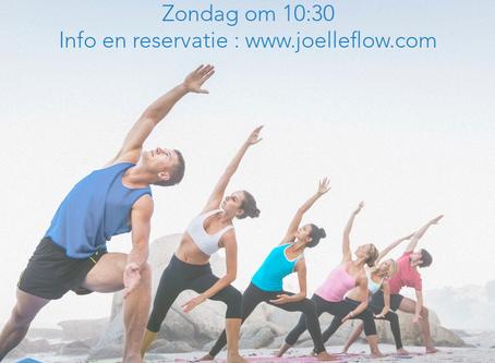 Creëer extra ruimte in je hoofd en lichaam en start je dagelijkse yoga practice.