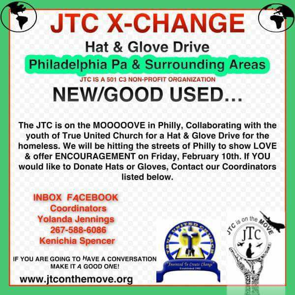 Hat & Glove Drive