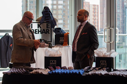 Ryan and IKE BEHAR