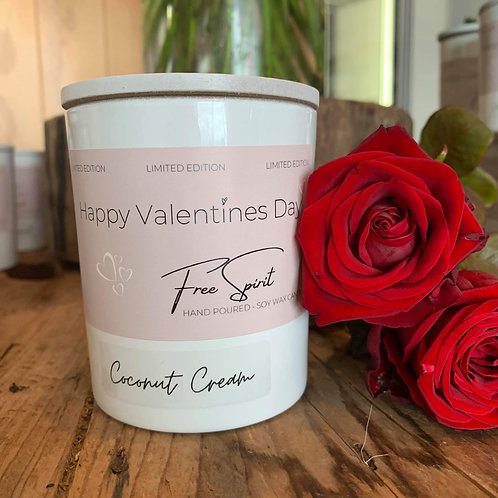 Valentines Day  - Free Spirit Candle
