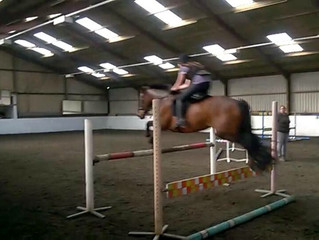 Holly's write up from her lesson with Richard Waygood