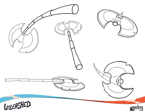 Unleashed Weapons Axe Angles.jpg